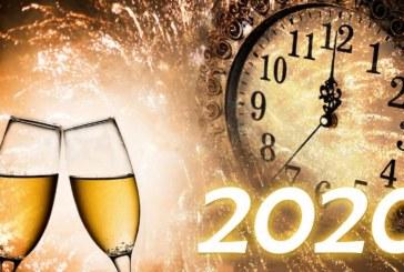 Bonne année 2020 / Feliz año nuevo !