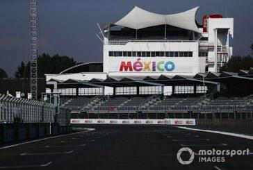 F1 – Grand prix du Mexique. La course continue jusqu'en 2022 !