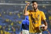 Football – André-Pierre Gignac entre dans l'histoire au Mexique !