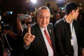 Election présidentielle au Guatemala : victoire du conservateur Giammattei ! (Video)