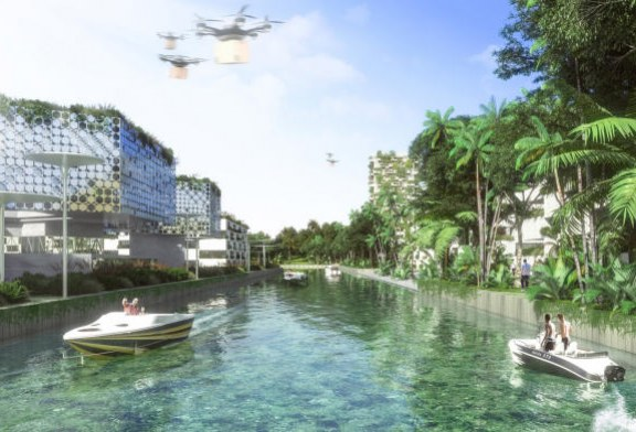 Le Mexique aura sa «ville-forêt» intelligente à Cancún !