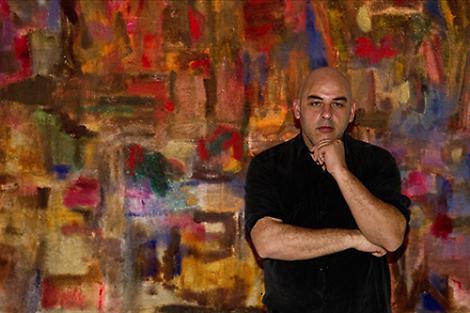 Il pittore-musicista Roberto Marchesini a Crema Fino al 2 marzo