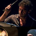 Il trio jazz di Amedeo Ariano live nel Cortile di Palazzo Melzi