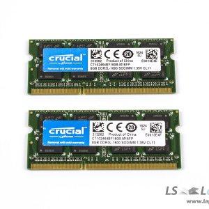 Память для ноутбука DDR3L