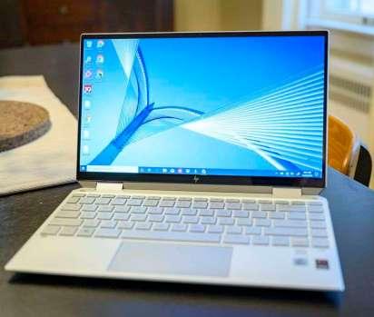 slim laptops 2020 - HP SPECTRE 13