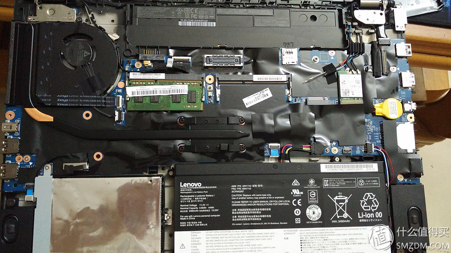Lenovo ThinkPad T560 Disassembly And RAM HDD SSD Upgrade