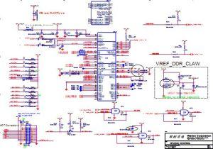 HP Compaq V3000 V3500 DV2000(AMD) schematic – Laptop Schematic