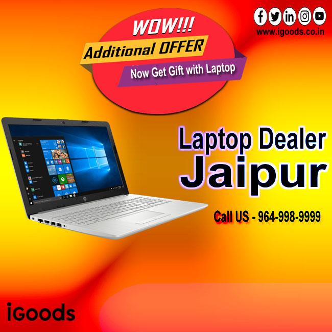 Laptop Dealer in Jaipur