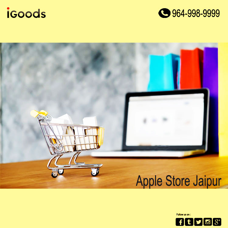 Apple Store Jaipur