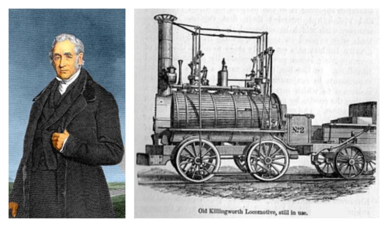 """George Stephenson e la """"Butcher"""""""