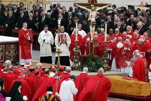 funerali di Giovanni Paolo II