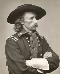 1 - George Armstrong Custer tra il 1860 ed il 1869