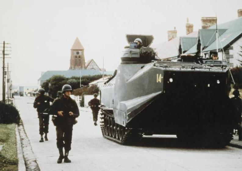 Port Stanley, 2 aprile 1982