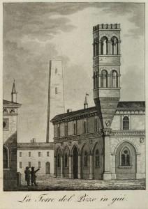 Torre del Pizzo in già a Pavia