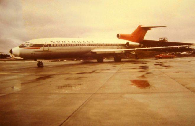 Boeing 727 Northwest Orient Airlines