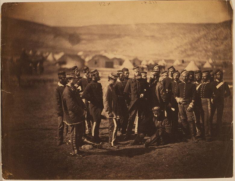 13th Light Dragoon, 1854