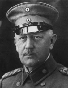 Il feldmaresciallo Helmuth Johannes Ludwig von Moltke