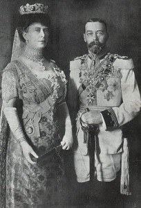 George V and Mary Von Teck