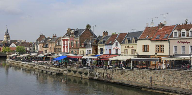 Quai Belu, Amiens © CEphoto, Uwe Aranas / CC-BY-SA-3.0