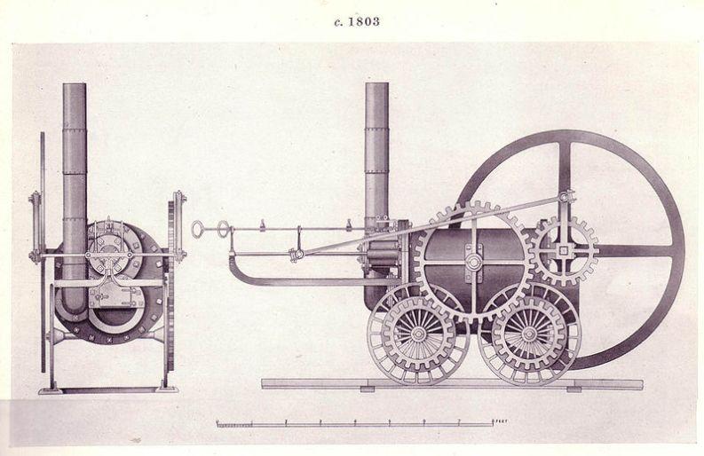Locomotiva di Trevithick