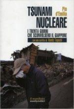 """""""Tsunami nucleare..."""" di Pio d'Emilia, copertina"""