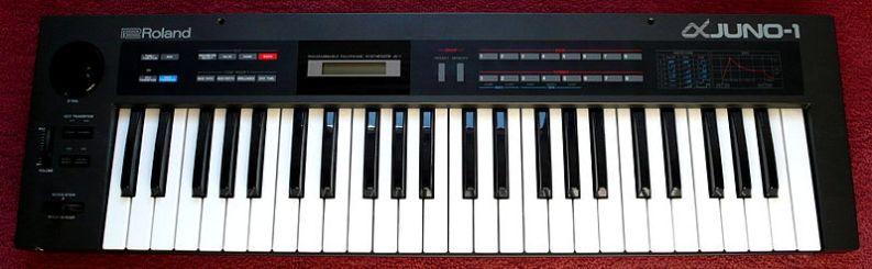 Sintetizzatore Roland Aplha Juno-1