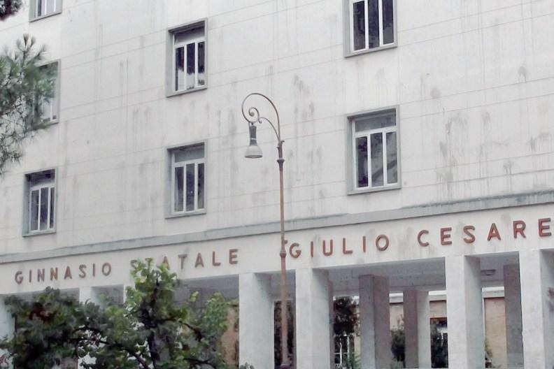 """Liceo ginnasio statale """"Giulio Cesare"""" a Roma"""