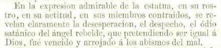 «En la expresion admirable de la estatua...» La Ilustración Española y Americana, 30 marzo 1878