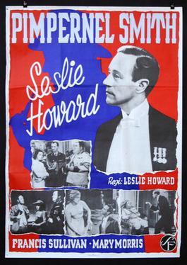 """locandina del film """"Pimpernel Smith"""", 1941"""