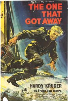 The One That Got Away (1957), poster