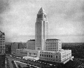Los Angeles City Hall 1931
