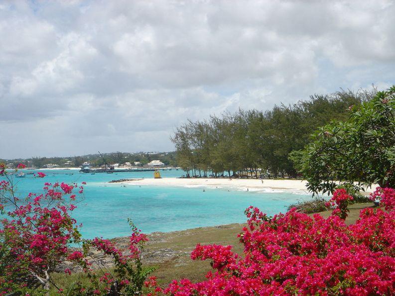 Spiaggia ad Oistins Bay, Barbados