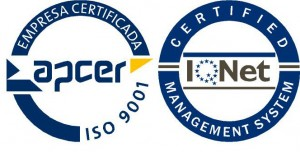 ISO 9001 + IQNet Cores