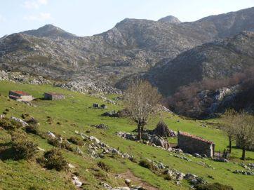 Las Bobias, Picos de Europa