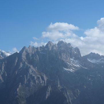 Picos de Europa, Los Urrieles