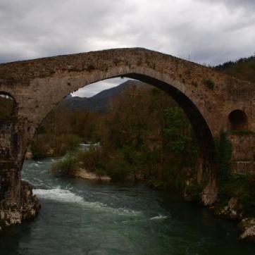 Puente Cangas Onís