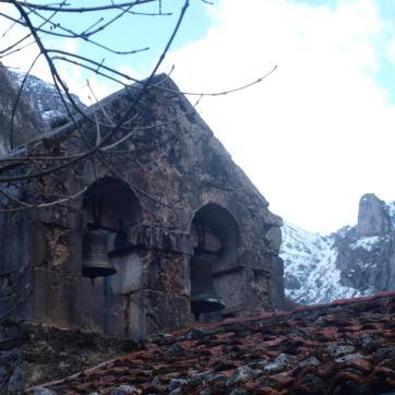 Bulnes, Pueblos de Asturias