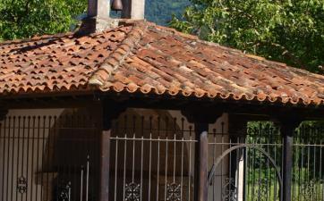 Iglesia de Cueves en Ribadesella