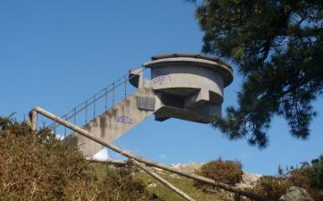 El Mirador de El Fitu, views