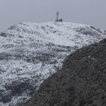 Peak Pienzu in Sierra del Sueve