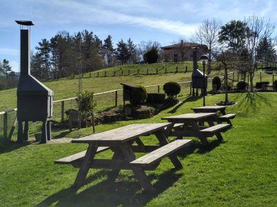 Barbacoas en Apartamentos Rurales En Picos de Europa