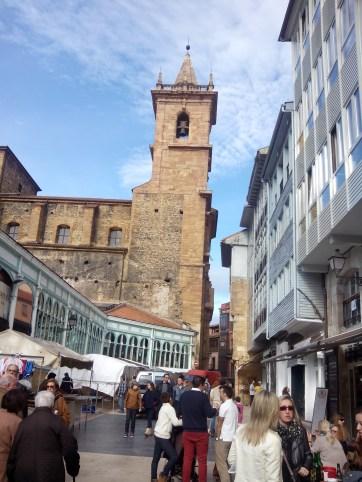 Oviedo, capital de Asturias