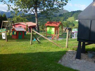 Parque infantil de La Quintana de Romillo