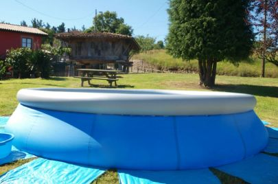 Removable Pool