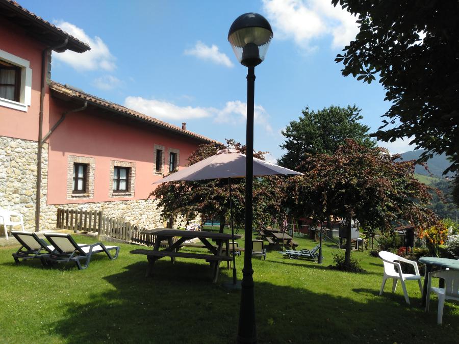 Picos de Europa. Alojamiento para niños. La Quintana de Romillo.