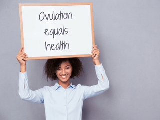 Ovulation benefits health