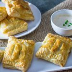 Beef-wellington-puff-pastries-with-horseradish-dipping-sauce