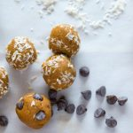 Pumpkin Spice Energy Balls. This healthy easy to make pumpkin snack is a perfect topping for oatmeal or a smooth bowl.