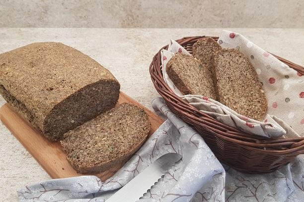 Mi mejor pan cetogenico o keto