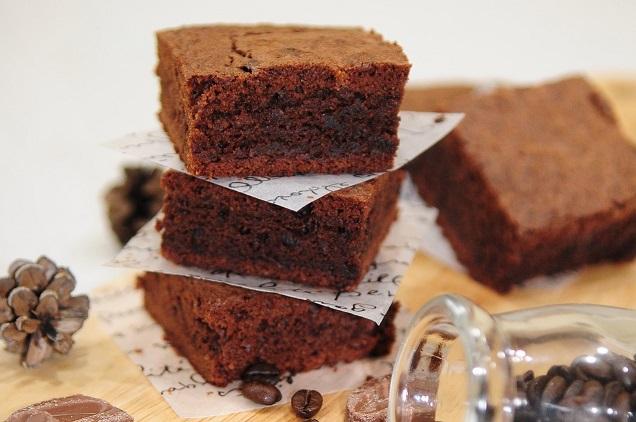 Brownies keto (sin azúcar, sin harina)